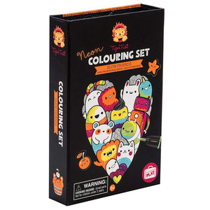 Neon Colouring  Set