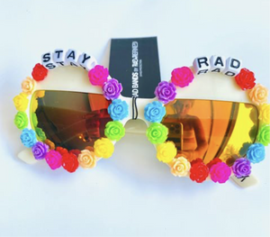 Stay Rad Glasses