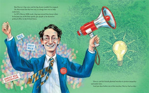 Pride - The Story Of Harvey Milk And The Rainbow Flag