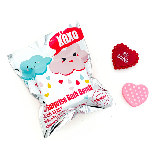 Valentine's Day Bath Bomb Blind Bag