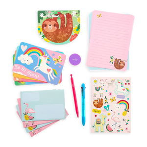 Funtastic Friends Stationary Kit