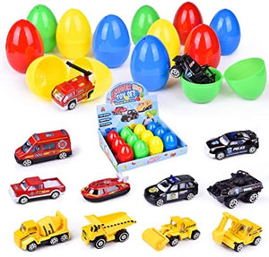 Easter Egg Surprise Die-Cast Mini Car