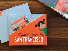Load image into Gallery viewer, Neela Goes To San Francisco