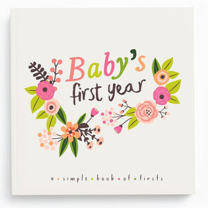 Little Artist First Year Memory Book