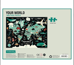 Your World Puzzle