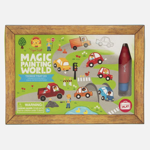 Magic Painting World- Things That Go