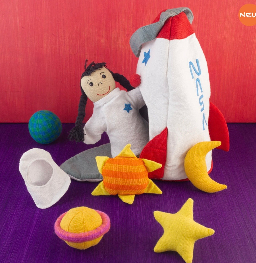 Rocket Ship Play House Kit