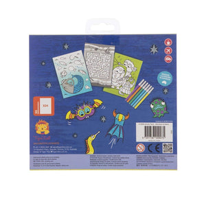 Activity Pack Monsters And Aliens