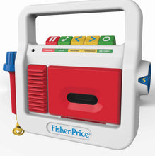 Load image into Gallery viewer, Fisher Price Tape Recorder
