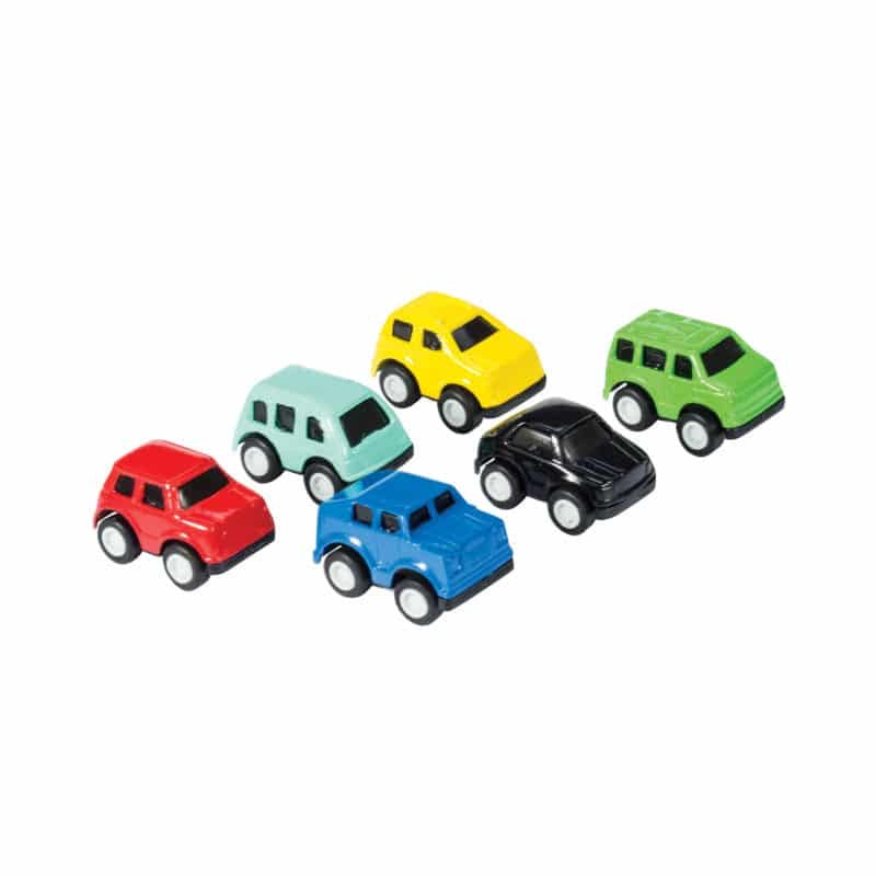 Mini Pull Back Cars