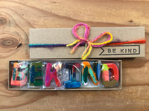 Be Kind Original  Crayons