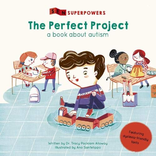 The Perfect Project: A Book About Autism
