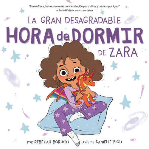 La Gran Desagradable Hora De Dormir De Zara