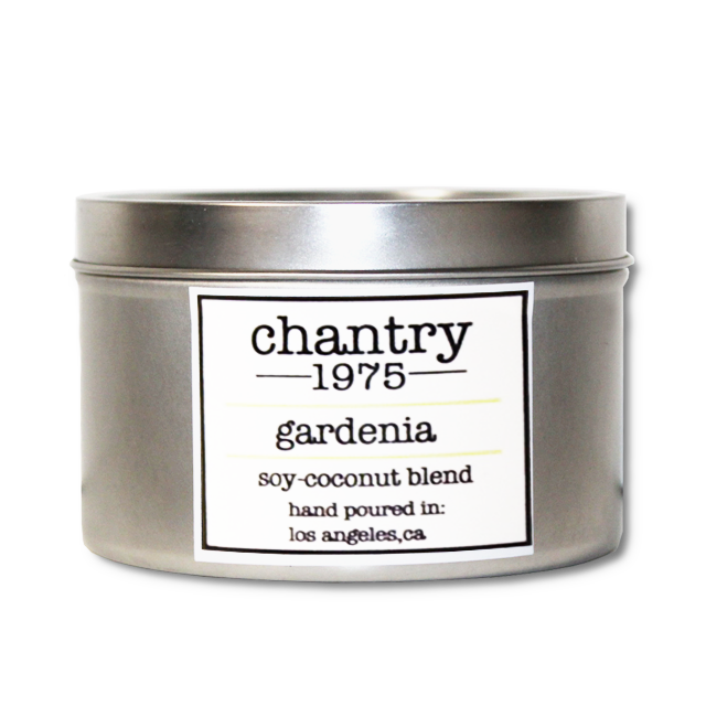 Chantry 1975 Tin Candle