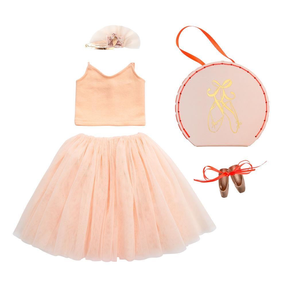 Ballet Dolly Dress Up Suitcase