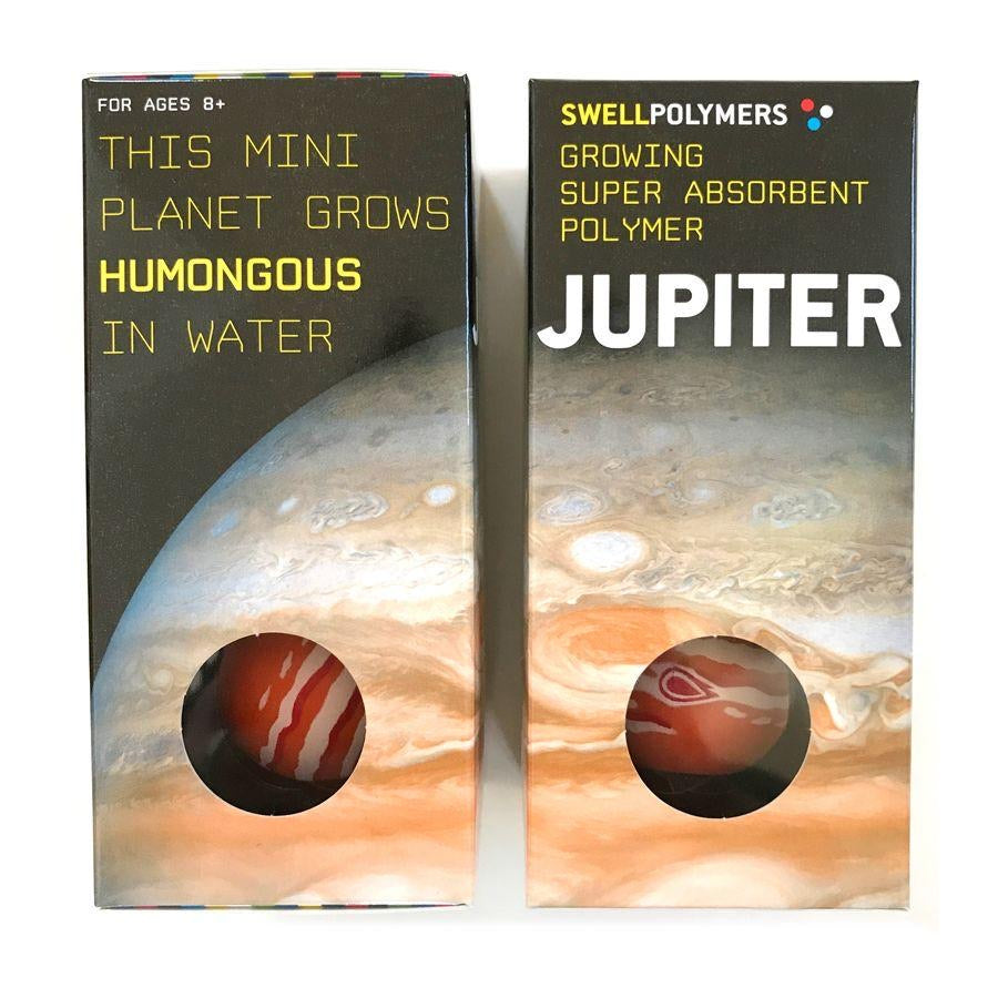 Growing Polymer Jupiter