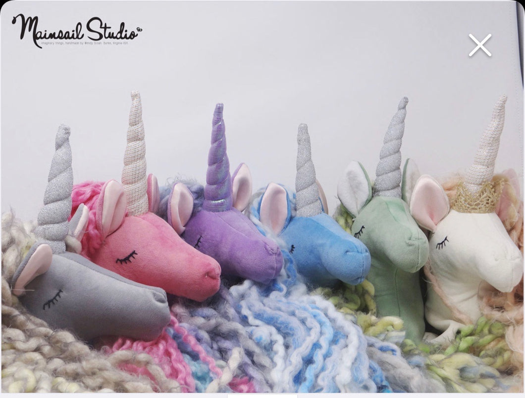 Unicorn Wall Hangings