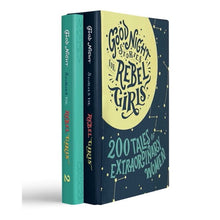 Load image into Gallery viewer, GoodNight Stories for Rebel Girls - Gift Box Set : 200 Tales of Extraordinary Women
