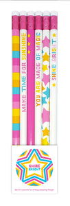 Good Vibes Pencil Set