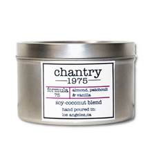 Load image into Gallery viewer, Chantry 1975 Tin Candle