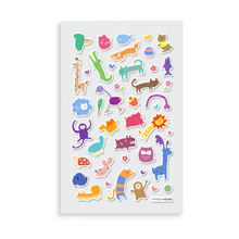 Load image into Gallery viewer, Itsy Bitsy Stickers