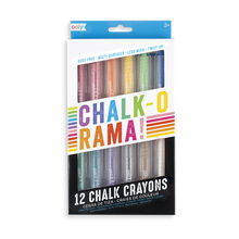 Load image into Gallery viewer, Chalk-O-Rama Dustless Chalk Crayons