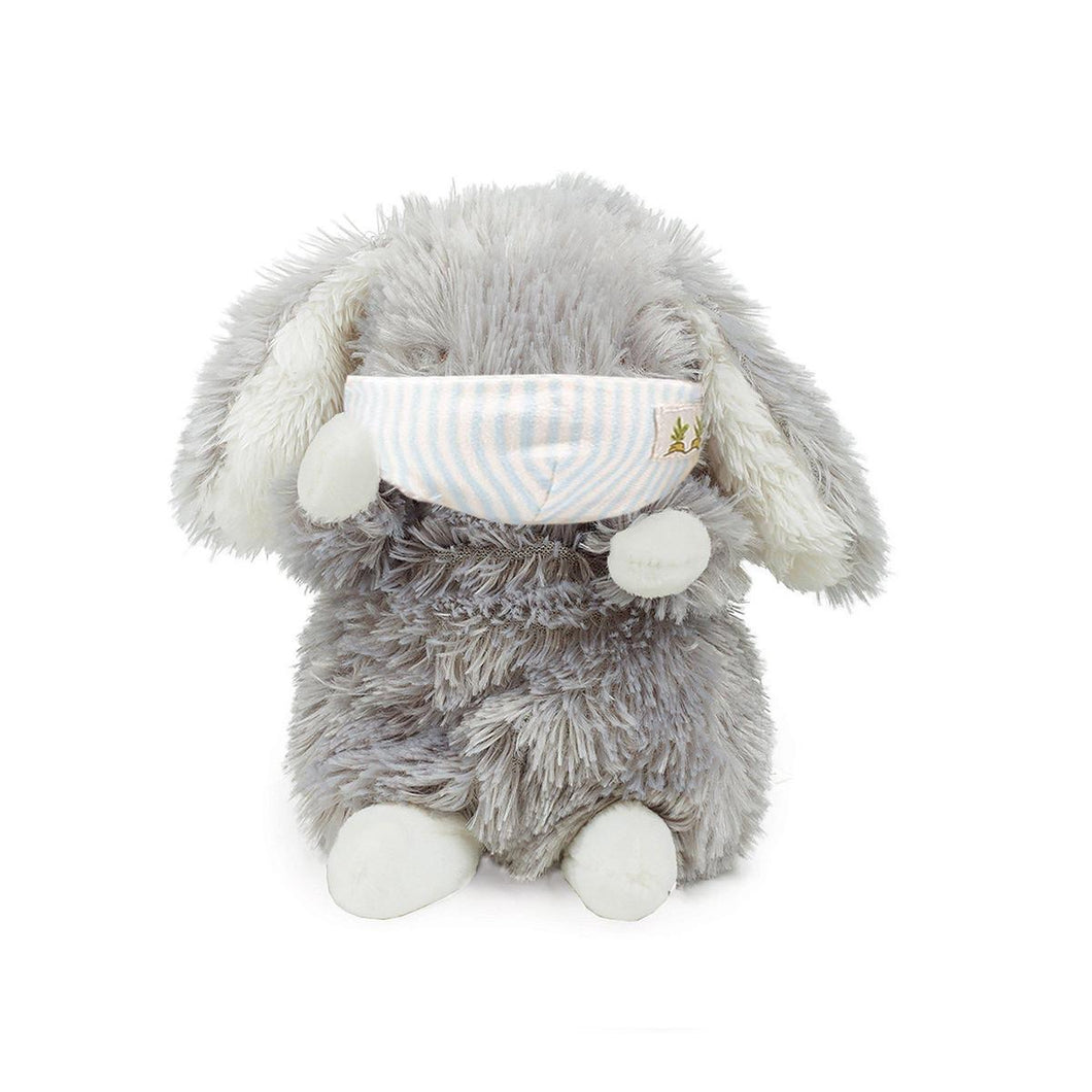 Wee Bloom Bunny with Face Mask