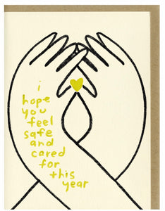 Cared For Card