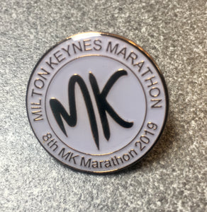 MK Marathon 2019 Event Badge