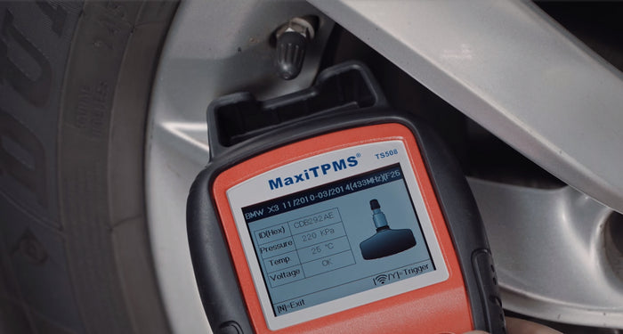 tire pressure monitoring system (TPMS) and tpms tool