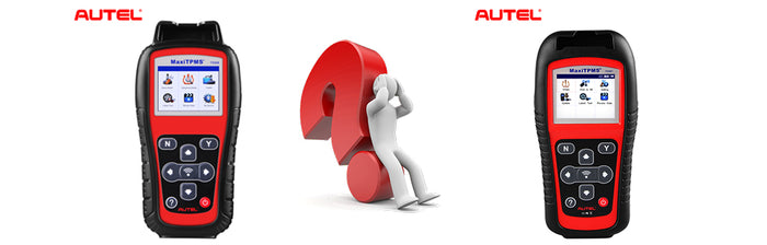 What Autel TPMS tools can you choose