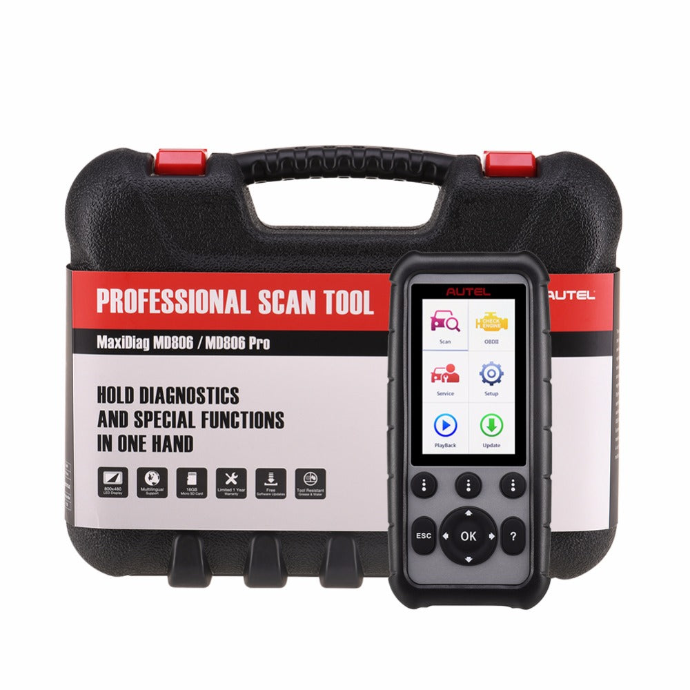 Autel md806 professional scan tool
