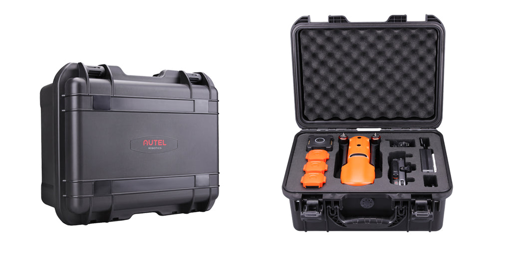 evo 2 rugged bundle hard case
