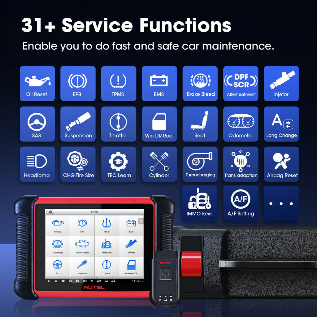 MK906BT Services functions