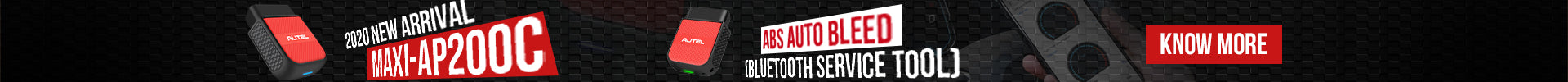 Autel Ap200c OBD scan tool for android & ios