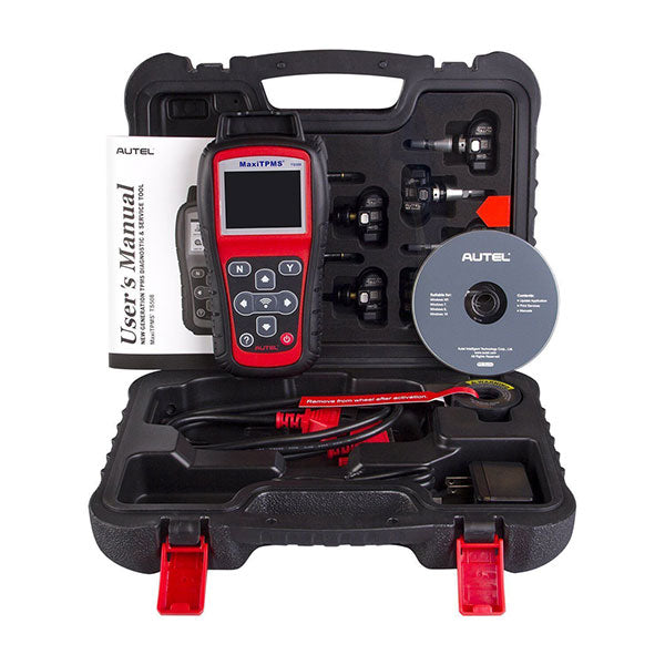 Autel ts508 complete package