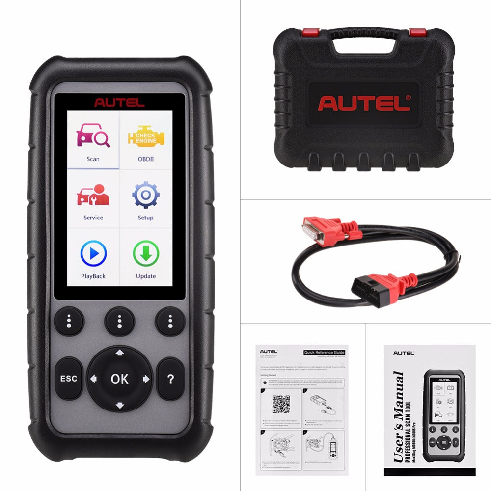 autel md806 display
