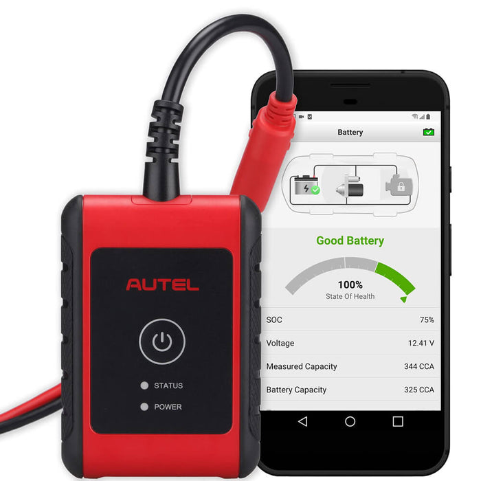 Autel ms906bt complete package