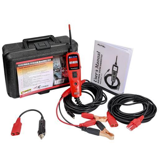 full set Autel PowerScan PS100 Car Circuit Testers