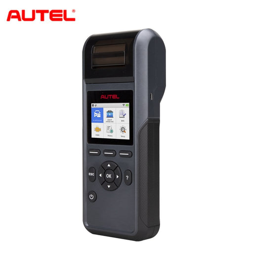 【2019 New】Autel MaxiBAS BT508 Battery Tester Charging System Scan Tool Battery Analyzer OBD2 Scanner