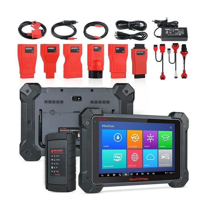 autel mk908 complete package