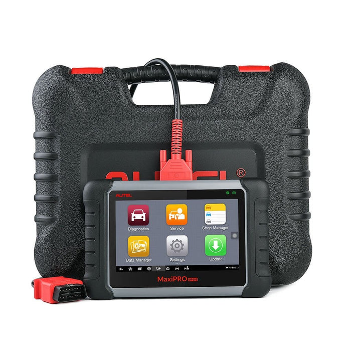 Autel MaxiPro MP808K OE-level Diagnostics Tool MP808 All System OBD2 Scanner Key Coding, Bi-Directional Control