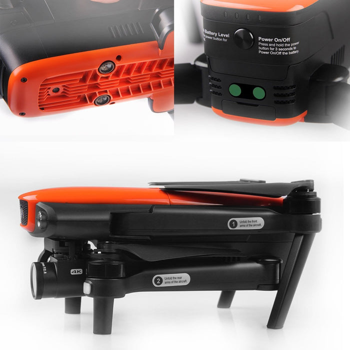 EVO Foldable Quadcopter Drone