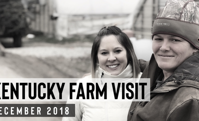 Kentucky Farm Visit