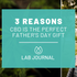 3 Reasons CBD is the Perfect Father's Day Gift
