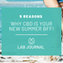 5 Reasons Why CBD is Your New Summer BFF!