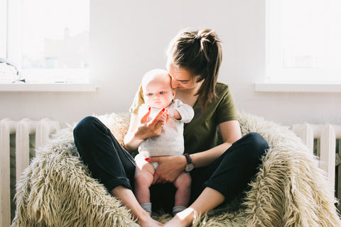 Self-Care Tips for the Mom On The Go Using CBD
