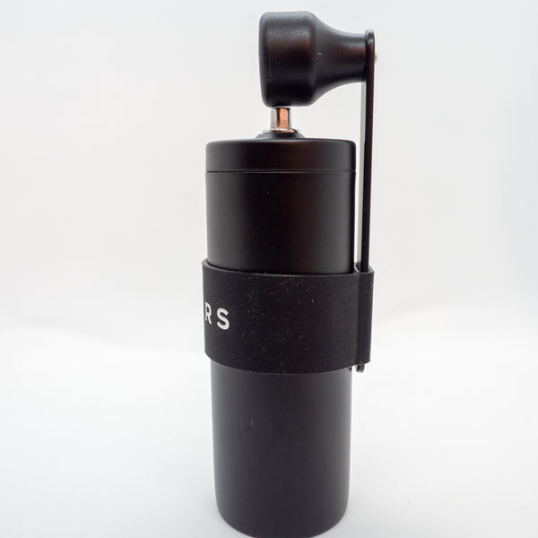 COFFEE GRINDER GRIT BLACK