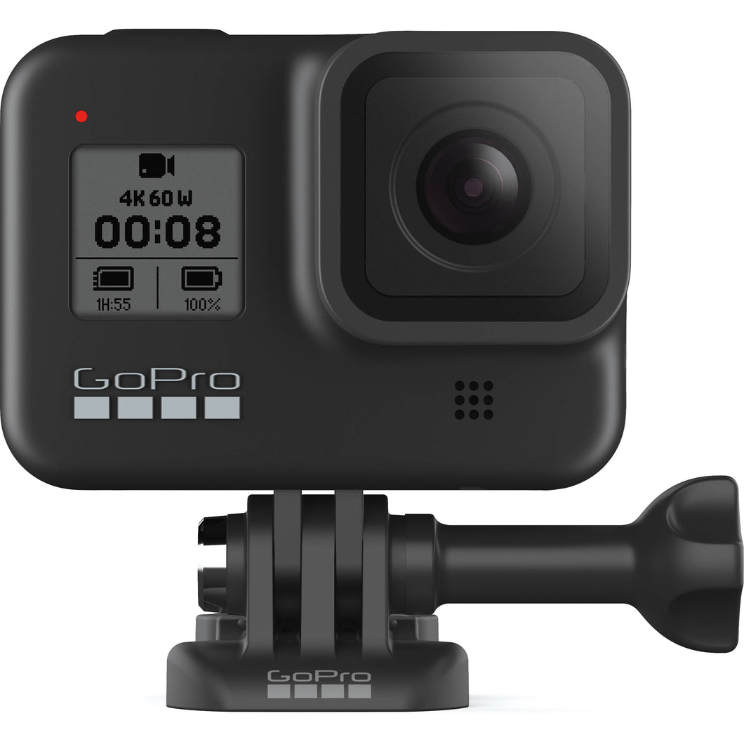HERO8 Black Waterproof Action Camera with Stabilization