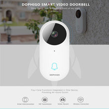 Load image into Gallery viewer, Dophigo 960P Wi-Fi Enabled Smart Video Doorbell